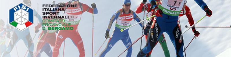 Calendario Biathlon.Fisi Bergamo